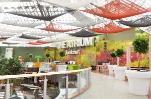The Atrium Food Court at St. Enoch Centre