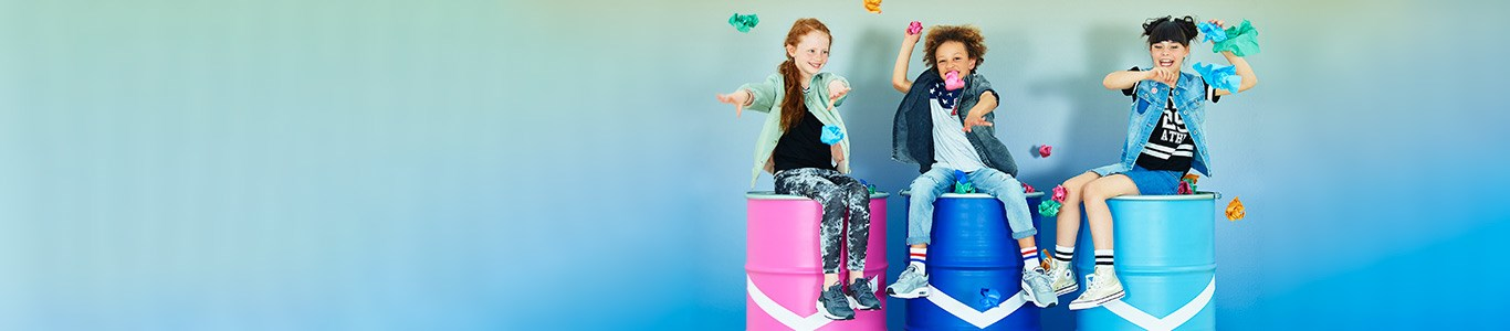 Schuh Kids Poster