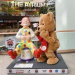 Oor Celebration Wullie with Hamley Bear