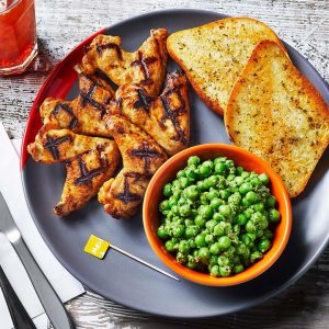 Enjoy small plates at Nandos, St. Enoch Centre